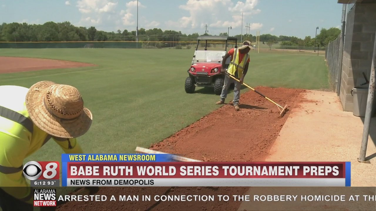 City of Demopolis Set to Host Babe Ruth 14U World Series Tournament