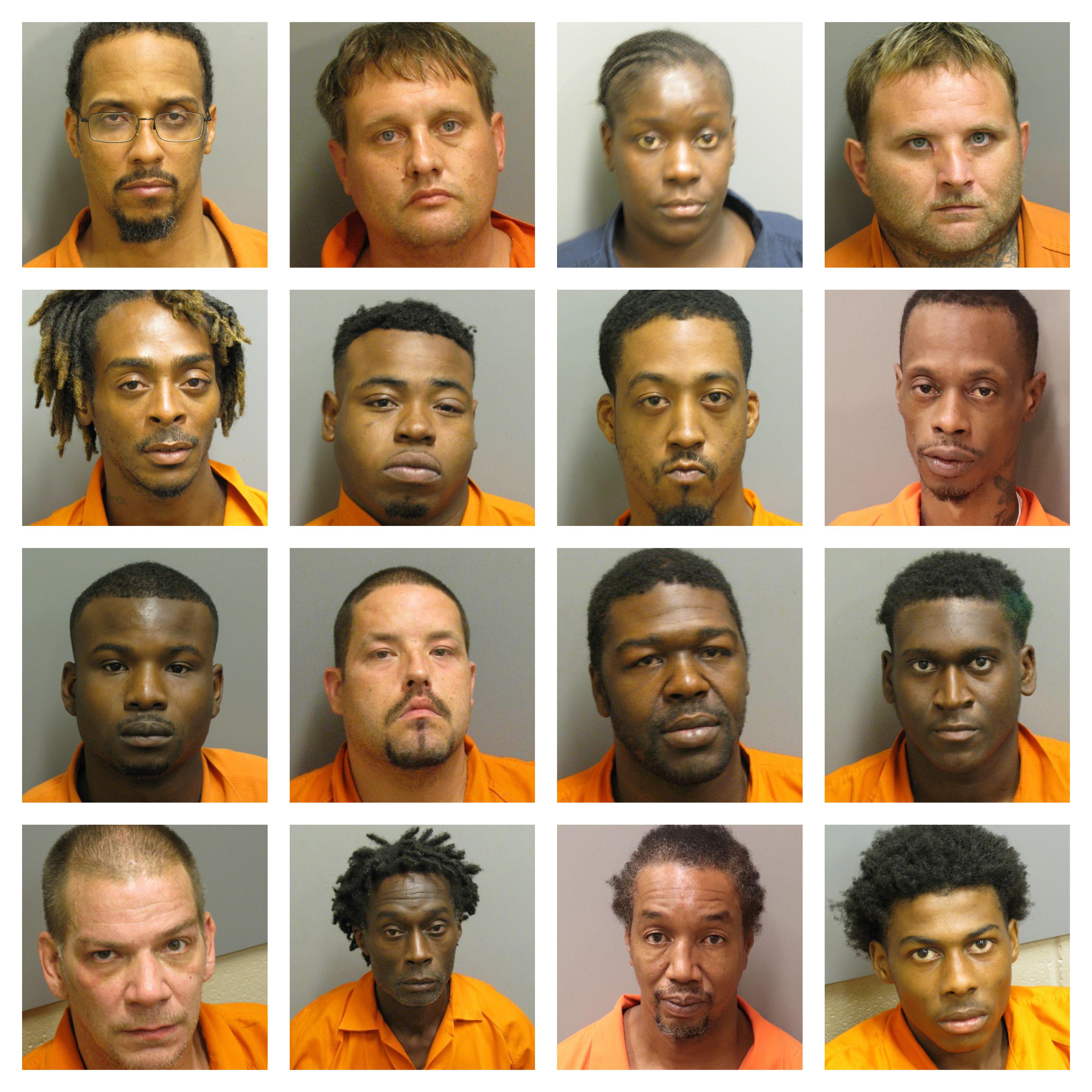 Montgomery County Arrests: July 1-7 - Alabama News