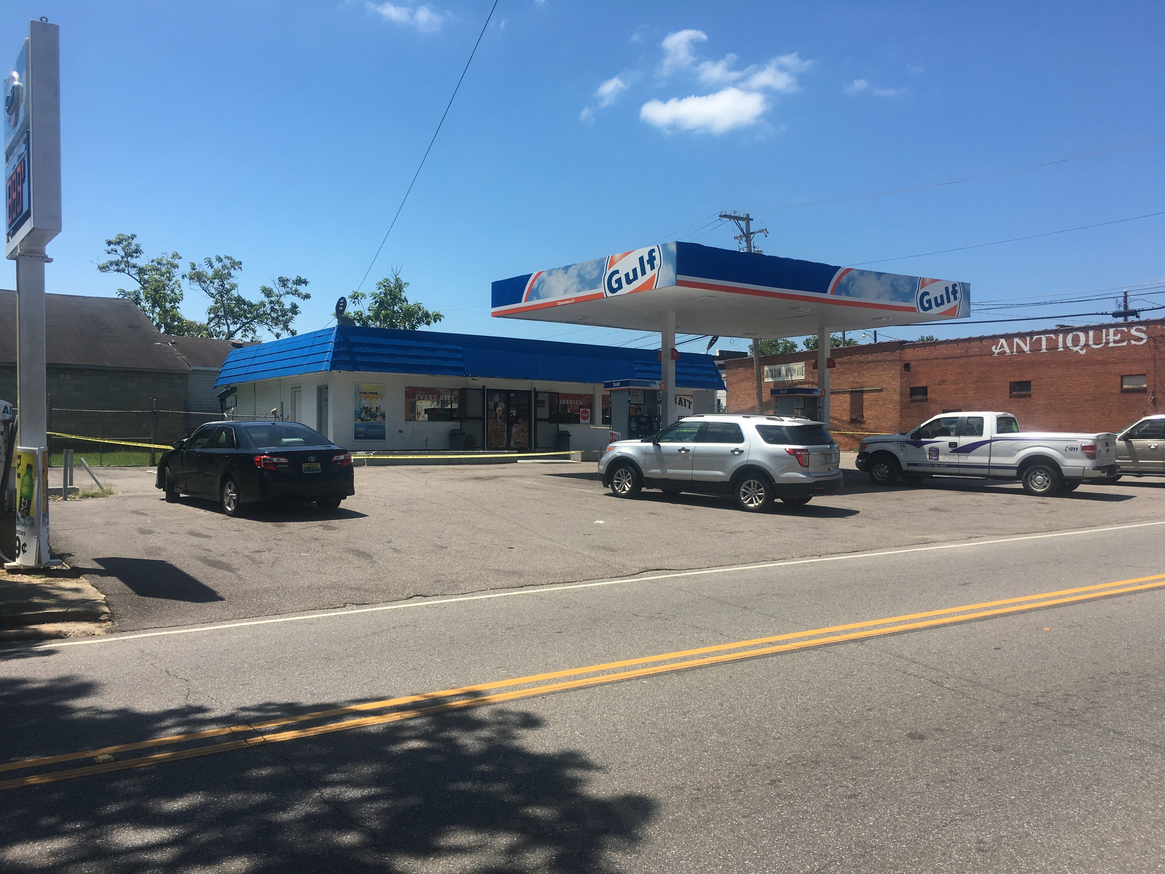 Robbery Turned Homicide At Brundidge Gas Station Alabama