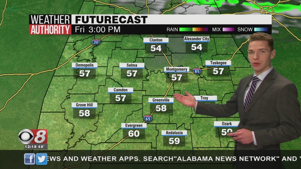 Ben's Noon Forecast Thursday 2 27 20