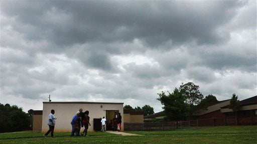 Alabama Weather Community Shelters