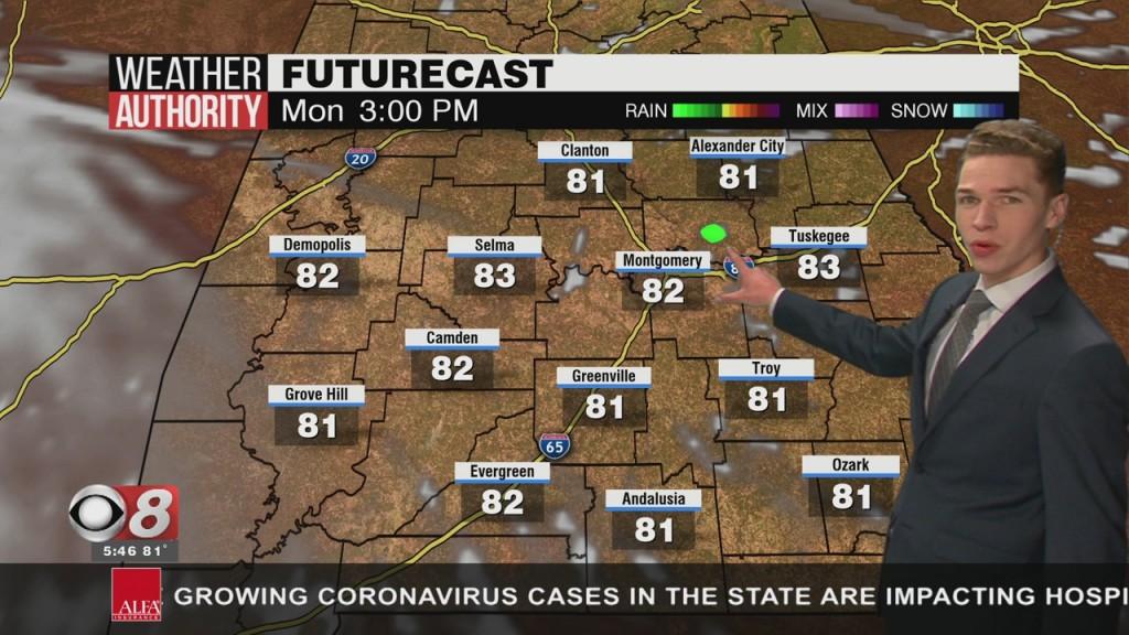 Ben's 530 Pm Forecast Sunday 4 5 20