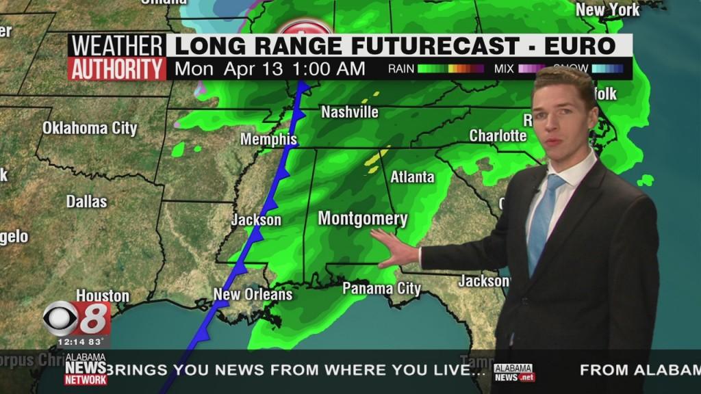 Ben's Midday Forecast Thursday 4 9 20