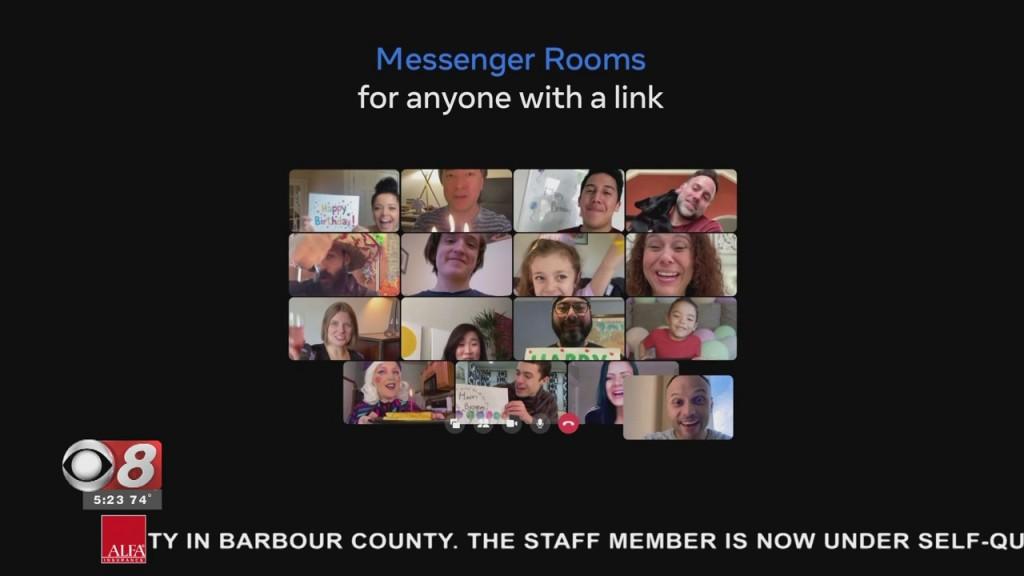 Ww Facebook Messenger Rooms 042720