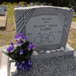 Tombstone D. Harris