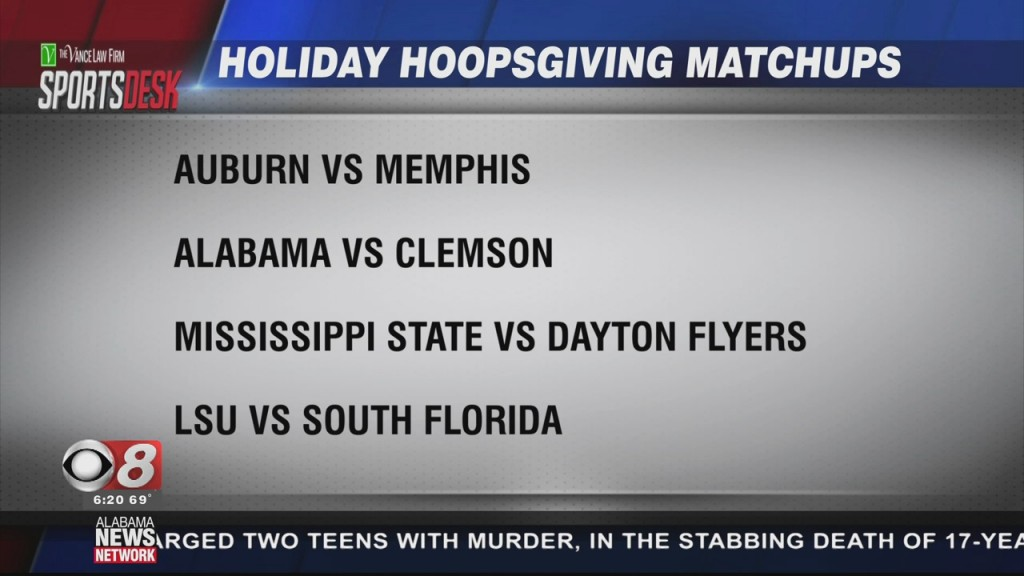 Holiday Hoopsgiving