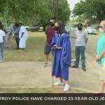 Graduationcarparade