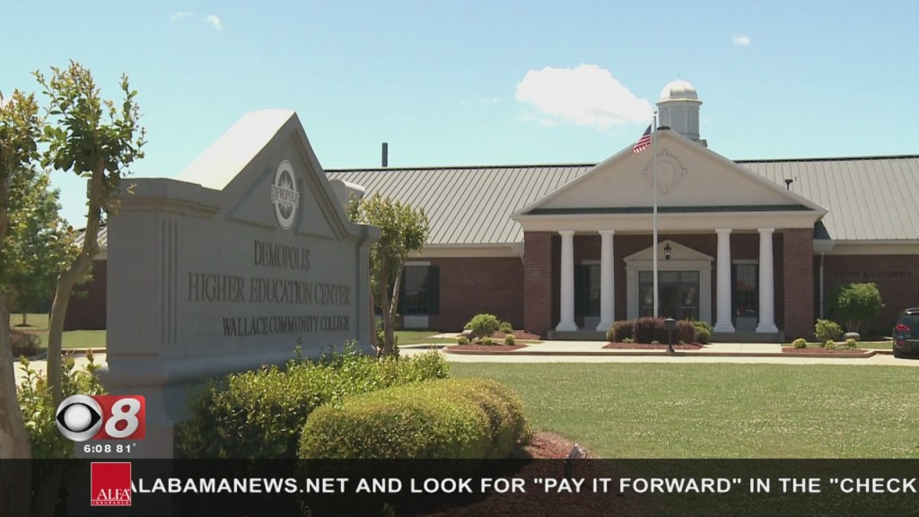 Wallace College In Demop Gets New Leader