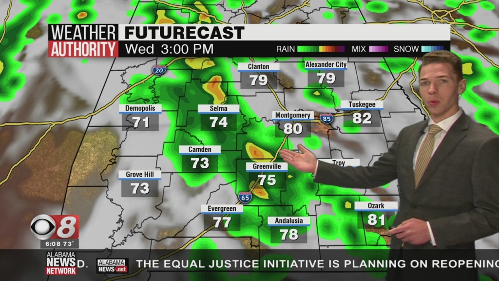 Ben's Morning Forecast Tuesday 5 26 20