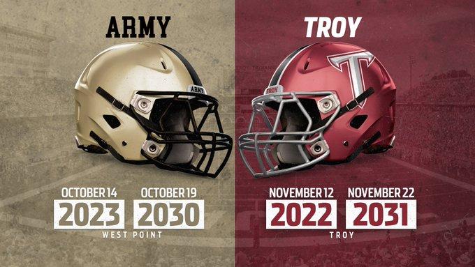 Troy Vs Army