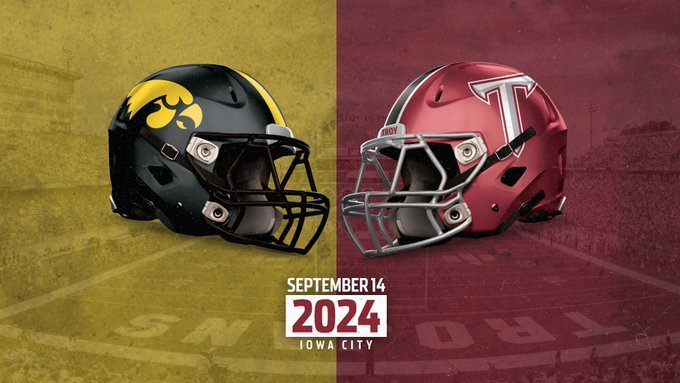 Troy Vs Iowa