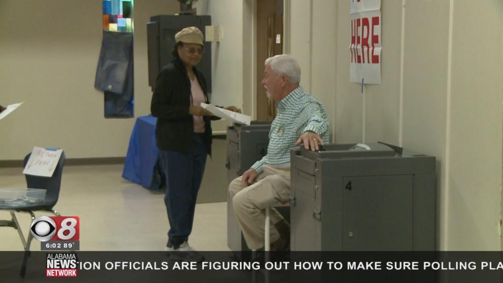 Probate Judege Voting