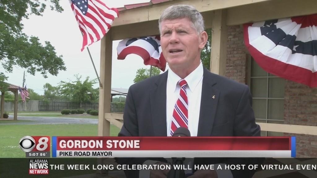 Pike Road Patriotism Week 062620