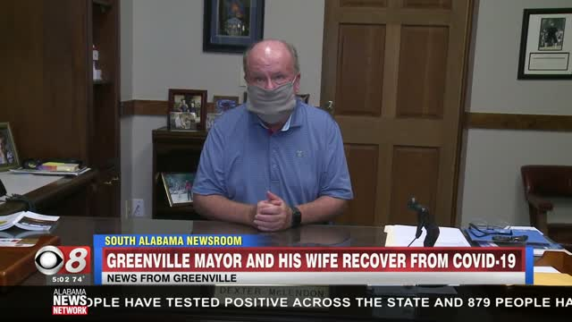 Greenville Mayor Recovers Talks Recovering From Covid 19