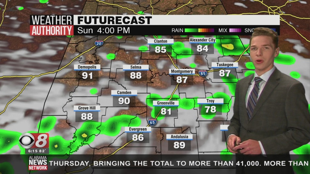 Ben's 6pm Forecast Friday 7 3 20