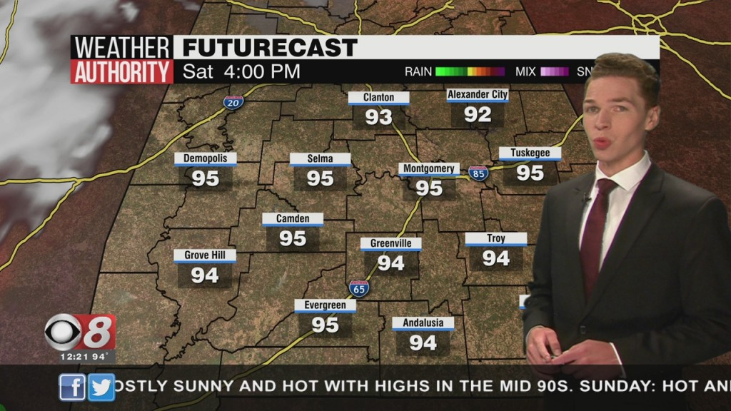 Ben's Noon Forecast Friday 7 10 20