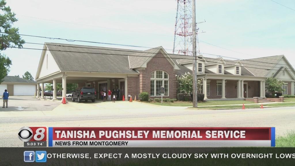 Pughsleymemorialservice