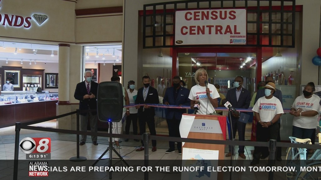 Census office opens
