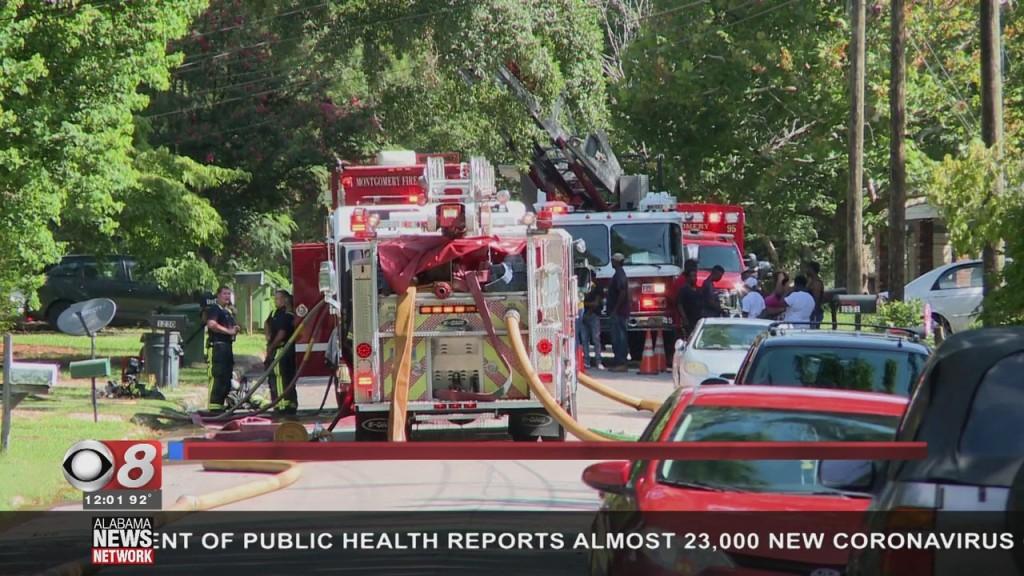 Cottondale House Fire