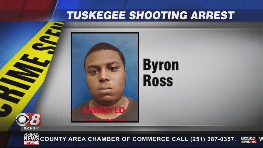 Tuskegee Shooting Arrest