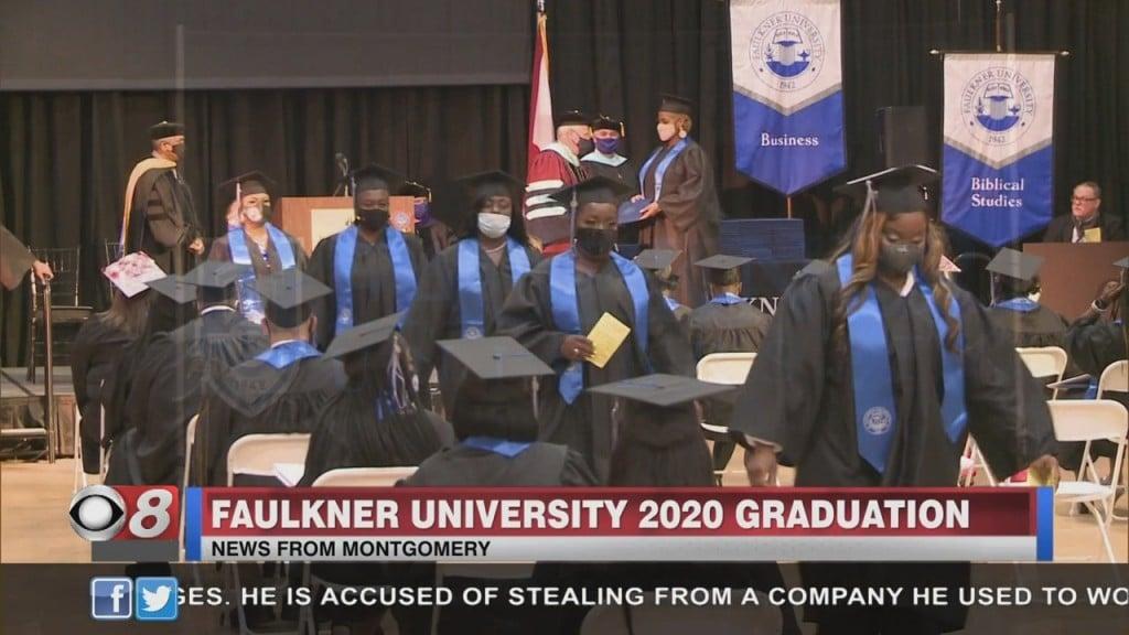 Faulkner Grads