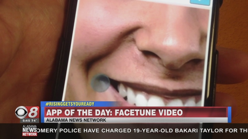 Wtt App Of The Day Facetune Video 081420