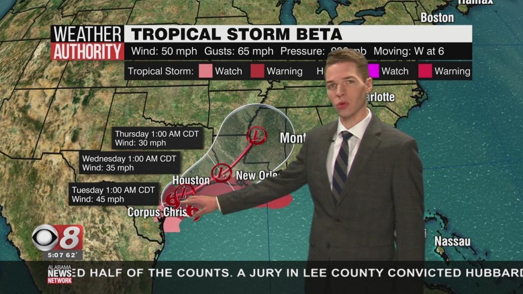 Ben's Morning Forecast Monday 9 21 20