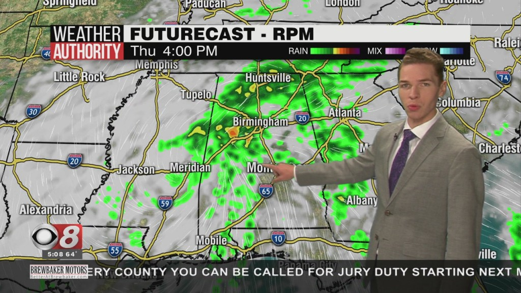 Ben's Morning Forecast Wednesday 9 23 20