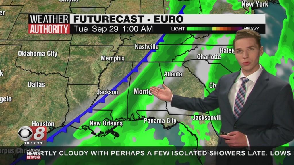 Ben's 10 Pm Forecast Saturday 9 26 20