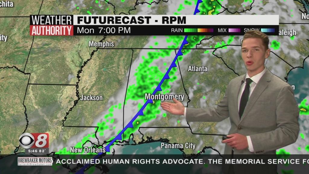 Ben's 530pm Forecast Sunday 9 27 20