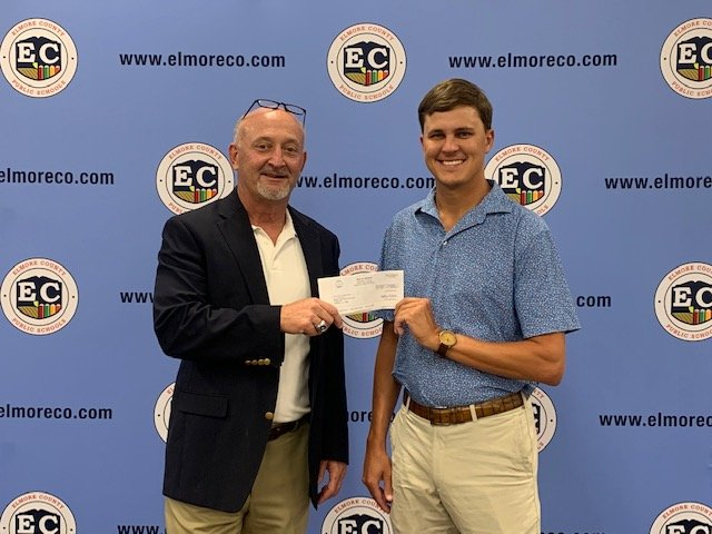 Rep. Dismukes Donated $30,000 to Elmore County Board of Education - Alabama News