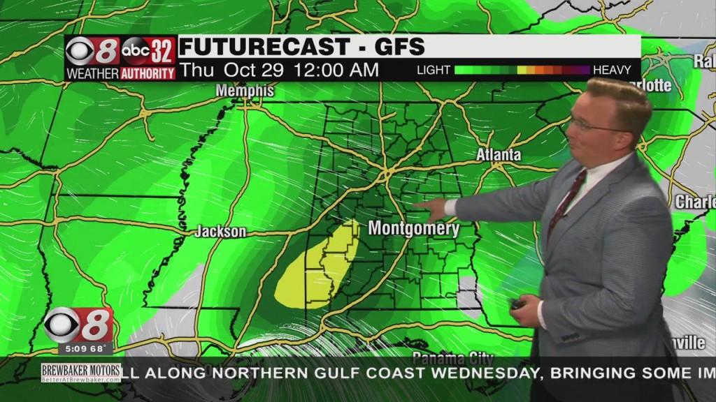 Morning Weather 10/26/20