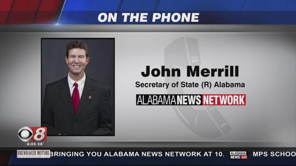 Election John Merrill 110320