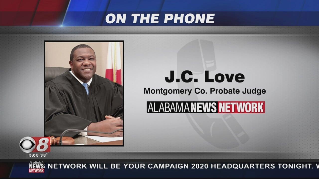 Montgomery Co Probate Judge J C Love III Expects Record