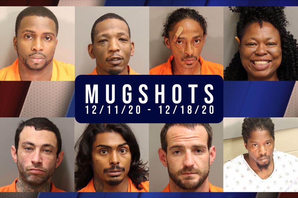 Montgomery County Mugshots 12.11 12.18
