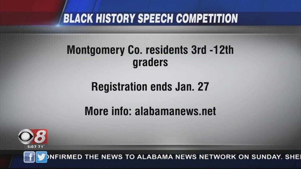 Black History Month Contest