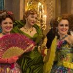Cate Blanchett, Holliday Grainger, Sophie Mcshera