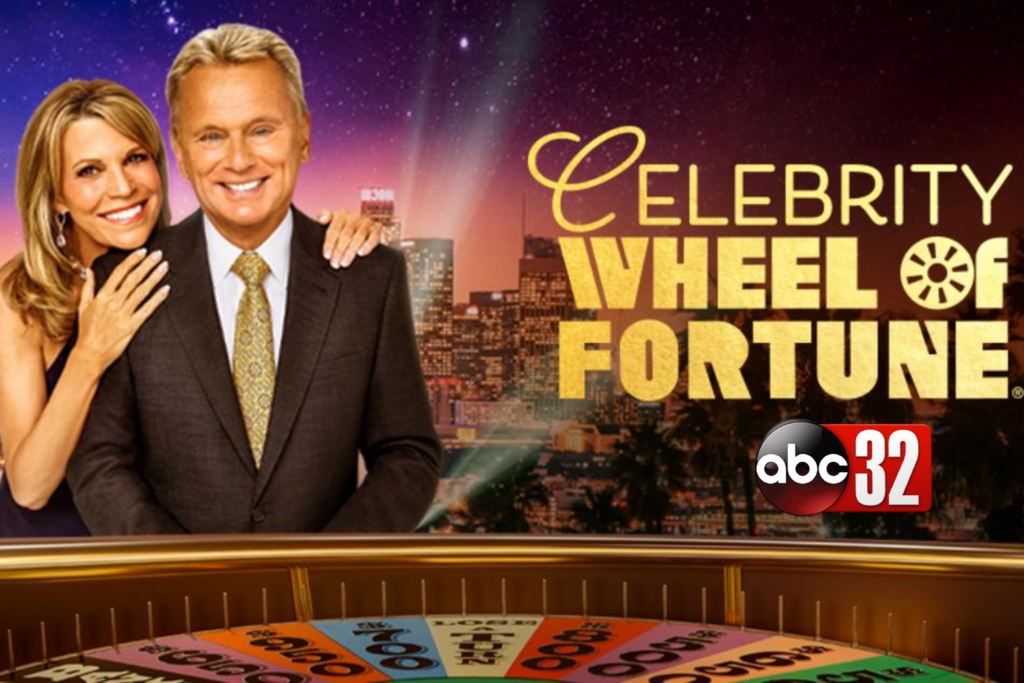 Celebrity Wheel Of Fortune 32