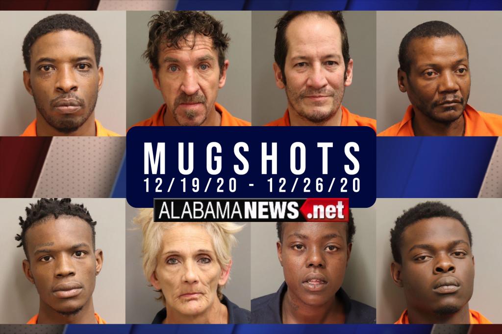 Montgomery County Mugshots 12.19 12.26