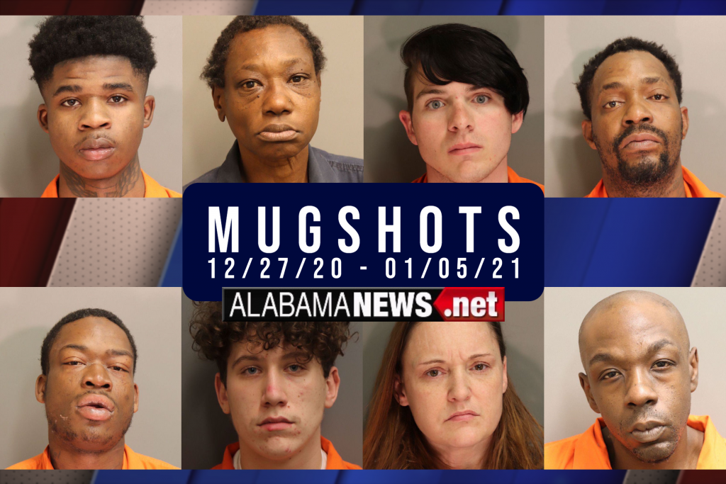 Montgomery County Mugshots 12.27 01.05