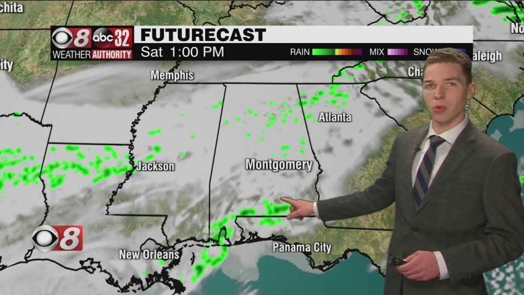 Ben's Noon Forecast Friday 2 26 21