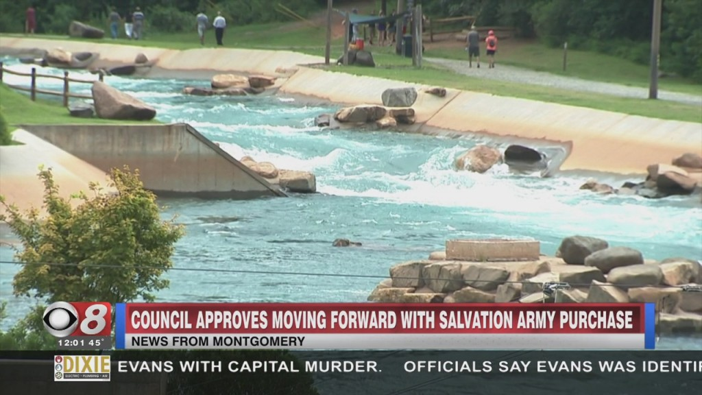 Montgomery Whitewater Center Moving Forward