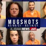 Montgomery County Mugshots 0205 0214