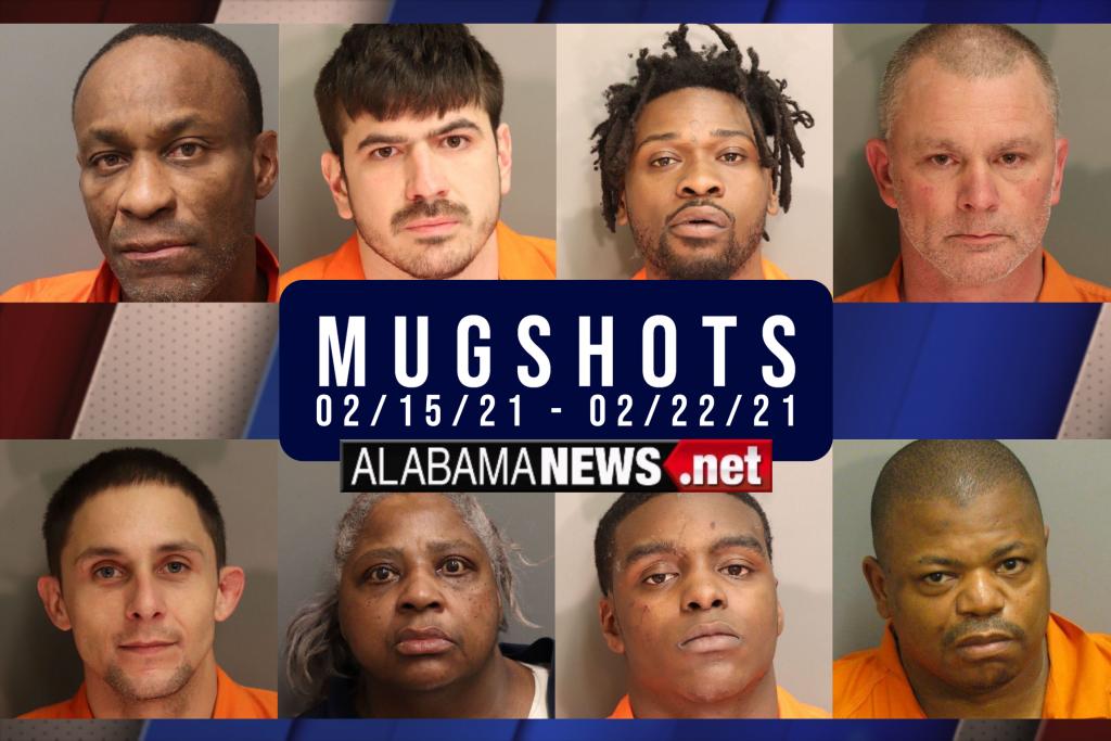 Montgomery County Mugshots 0215 0222
