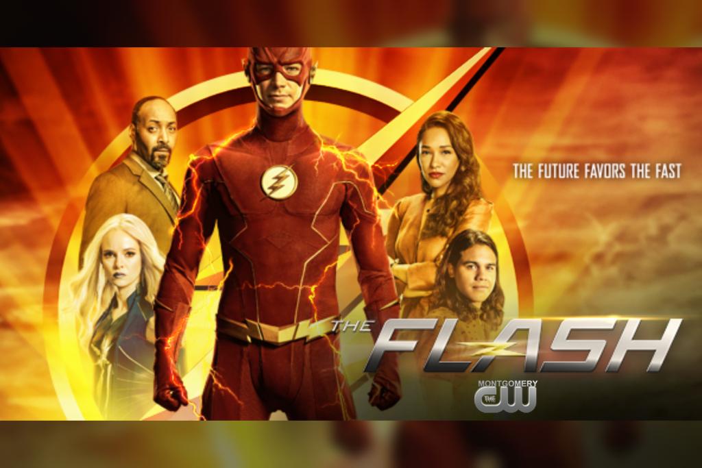 The Flash 32