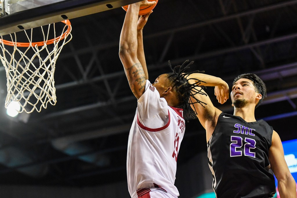 Troy Men's Basketball Hosts Spring Hill College