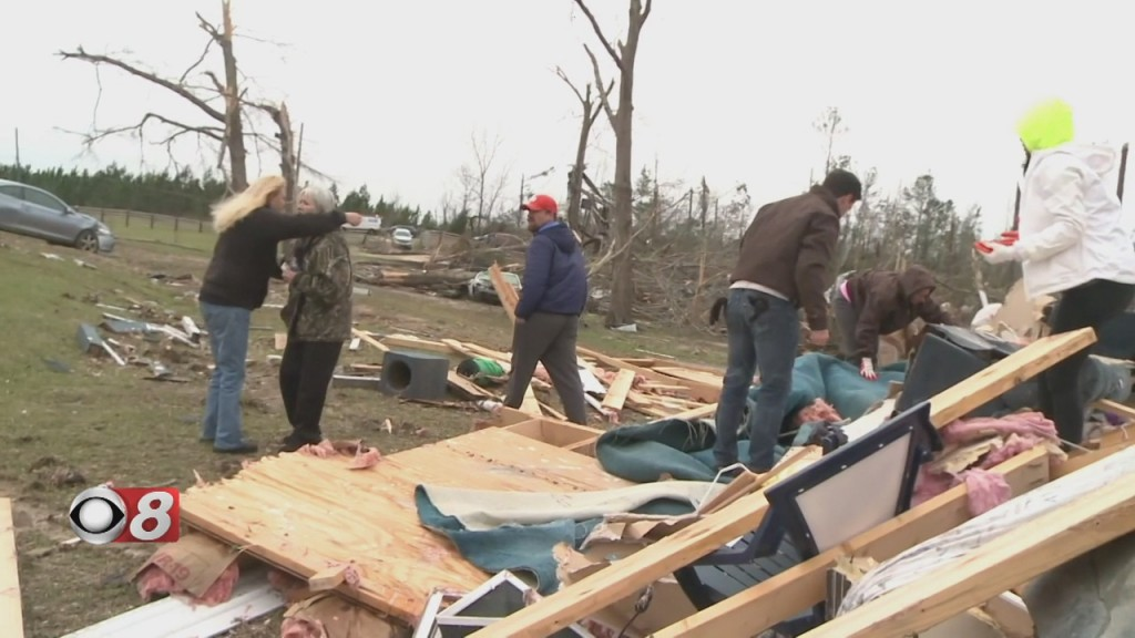 Lee County Beureagard Ttornado 2 Years Later