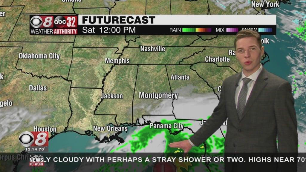 Ben's Noon Forecast Thursday 3 4 21