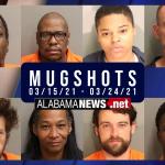 Montgomery County Mugshots 0315 0324