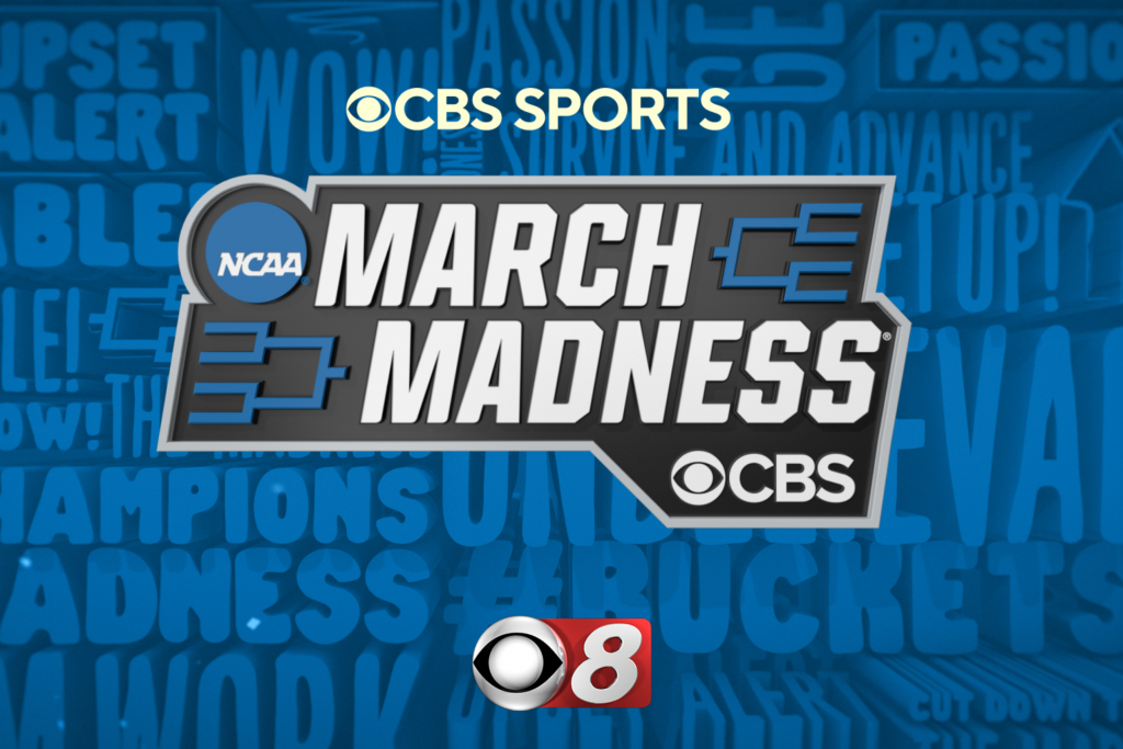 March Madness 21 Cbs8